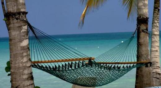 Jamaica Beach - Net Bed
