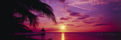 Sunset - Montego Bay - Jamaica