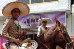 The Charro is the Mexican cowboy or rodeo rider