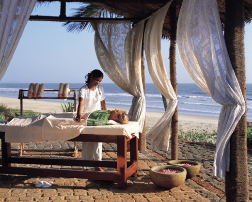 Working for a hotel or beach side resort is an option for licensed massage therapists.