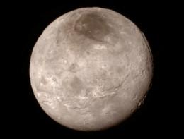 Charon's pole examined.