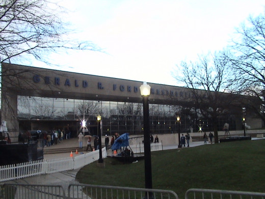 Gerald R. Ford Presidential Museum