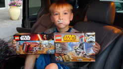 Two Lego Star Wars Sets