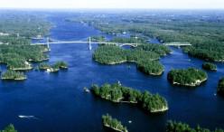 The Thousands Islands: a Memoir