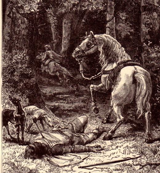Death of William II