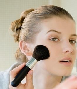 Transparent Matte Powder for Oily Skin