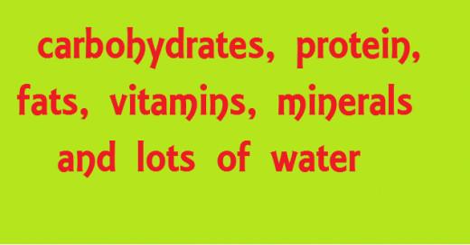 Varied Nutrients