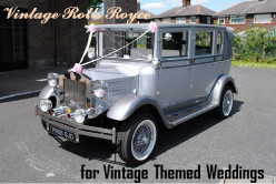 Romantic Vintage Theme Weddings