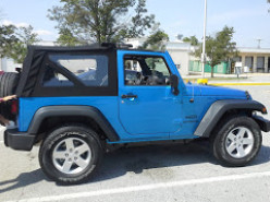 It Is Jeep Season: Take A Fun Virtual Wrangler Ride