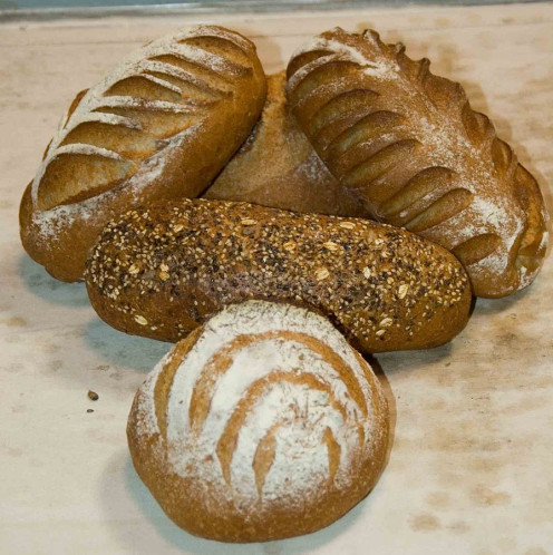 The gluten contained in bread can cause real problems for those who are allergic or sensitive to it.