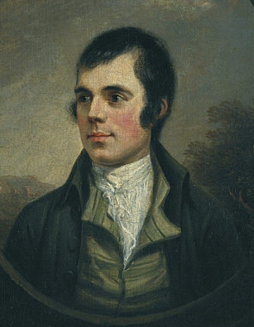 Robert Burns who penned 'Tam O'Shanter'