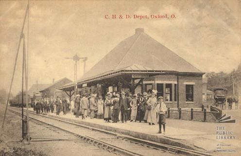 Ohio Railroads