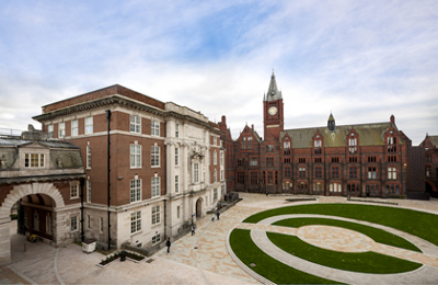 Would you like to walk round this quad every day? You won't find out until you visit!
