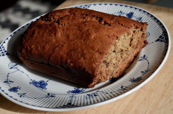 Very Low Fat Banana Bread