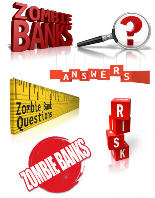 The Risks Posed by Zombie Banks
