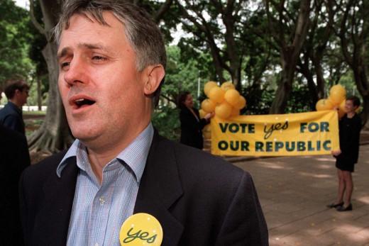 Australia's PM fighting for an Australian Republic