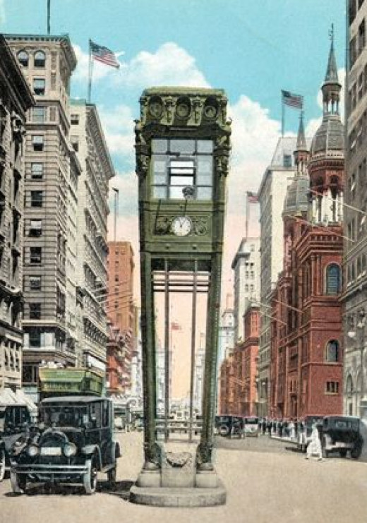Traffic Tower—1920