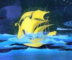 Row! Row! my Golden Boat!