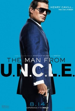 Film Review: The Man From U.N.C.L.E.