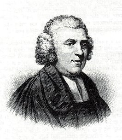 "John Newton wrote the lyrics to ""Amazing Grace."" Slavery was outlawed in the British colonies just months before Newton died."