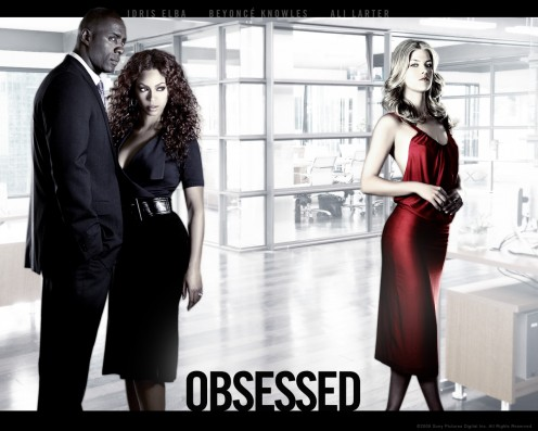 """Obsessed"" starring Beyonce, Ali Larter, and Idris Elba"