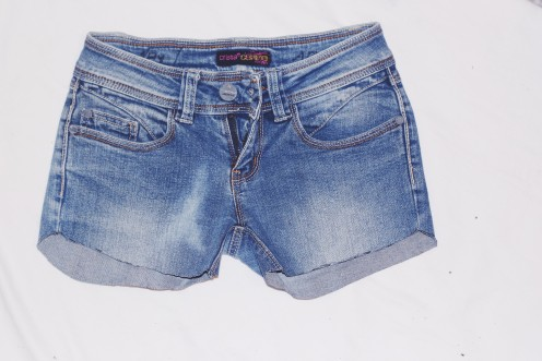 Voila! You have a shorts now. BUT! This is not the final product yet, so you must continue reading. Lol.