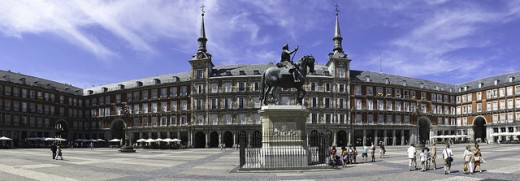 Things to do in Madrid; Plaza Mayor