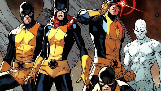 """We're the X-Men."""