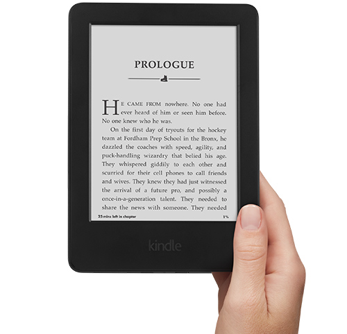 There's a large selection of free e-books online