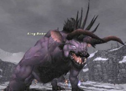 Behemoth (from the Final Fantasy Video Game)
