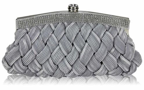 statement evening clutch handbag