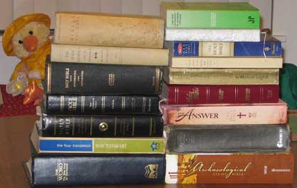 A Well Read Bible of any Version is Useful in Godliness