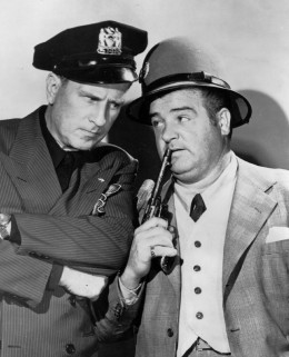 Abbott and Costello in the 1940s