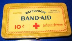 Band Aids: Our First Line of Medical Defense