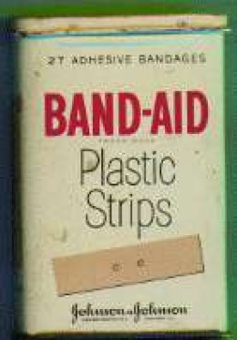 1920 band aid band aids our first line of medical defense