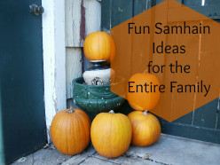 Fun Samhain Ideas for the Entire Family