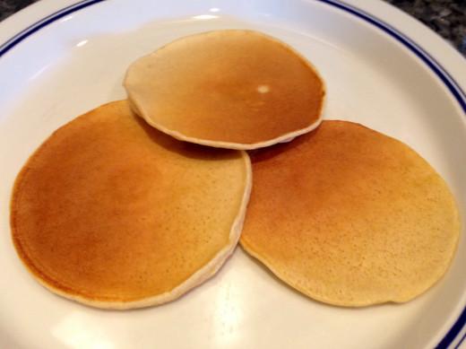 Kefir Pancakes by Molly Brose