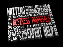 Business Proposal Writing in Nine Words or Less