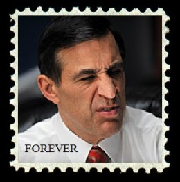 Republican candidates are typically not postal friendly.  Pictured is Darrell Issa, former chairman of the House Oversight Committee, who gave nightmares to postal employees and postal dependent Americans for years.