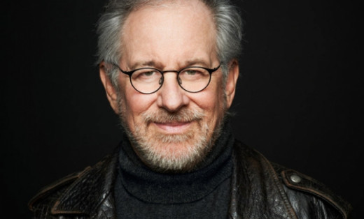 Spielberg is one of a number of Hollywood's A-list roped in for a cameo...