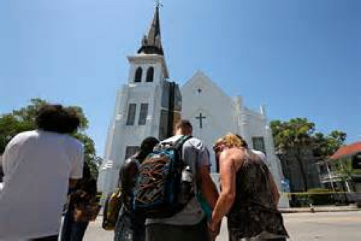 Charleston Church Shooting - Prayer