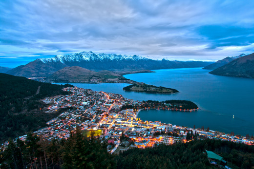 There's only one Queenstown