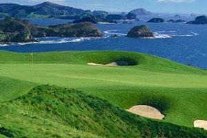 Kauri Cliffs Golf Club, New Zealand