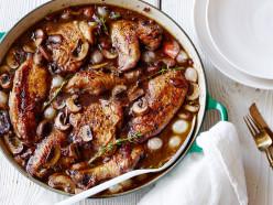Coq au Vin - the masterpiece of chicken