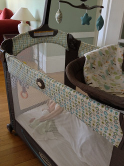 Review: Graco Pack 'N Play Playard with Reversible Napper and Changer