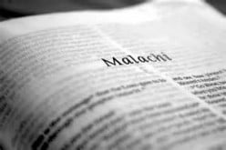 In Malachi, He's the Son of Righteousness with healing in His wings