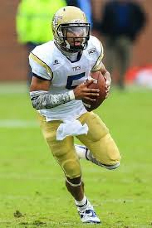 QB Justin Thomas (Georgia Tech)
