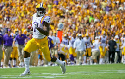 RB Leonard Fournette (LSU)