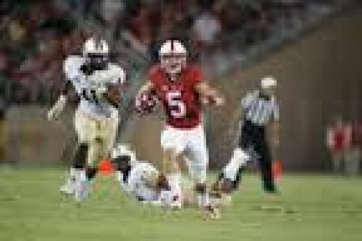 RB Christian McCaffrey (Stanford)