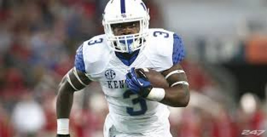 RB JoJo Kemp (Kentucky)